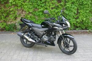 Honda CB125 für die Klasse A1